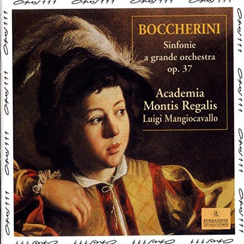 Sinfonia In C Major, Op. 37 No. 1 G515: II. Menuetto - Con un poco di