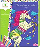 Les ateliers du calme CREH506 - Loisirs Créatifs - Tableaux Sable - Lovely Box