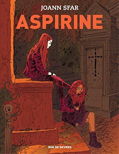 Aspirine, étudiante en philosophie à la Sorbonne a la rage, elle ne supporte plus de revivre sans cesse les mêmes épisodes de sa vie pourrie. Et ça fait 300 ans que ça dure car Aspirine est vampire, coincée dans son état d'adolescente de 17 ans. Elle...