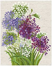 "Riolis ""Allium"" Cross Stitch Kit"