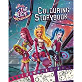 Barbie Star Light Adventure Colouring Storybook