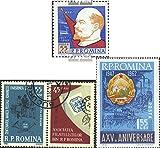 Rumänien 2064-2066,2068,2115, 2116Zf,2124 (kompl.Ausg. 1962 Persönlichkeiten (Briefmarken für Sammler)
