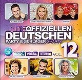Die Offiziellen Dt.Party & Schlager Charts Vol.12