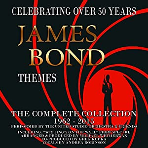 James Bond Themes: The Complete Collection 1962-2015