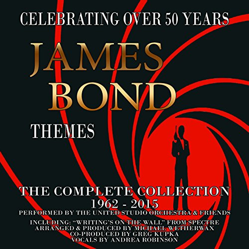 James Bond Themes: The Complet...
