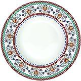 R2S 943BOHE Bohemian sopa Plato de cerámica, 22 X 21,5 X 4 cm.