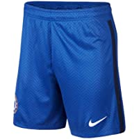 NIKE 2020-2021 Chelsea Home Football Shorts (Blue)