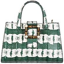 Gucci bolso de mano mujer verde 606a4661db4