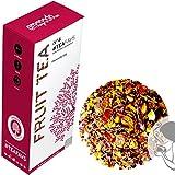 amapodo® Früchtetee 200g, 100% natürlich, Früchte Tee, body detox tea