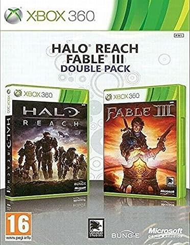 Halo Reach and Fable III Double Pack (Xbox 360) by Microsoft