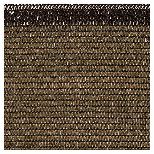 Tenax Soleado Filet Brise Vue Occultant Corten, 500x0,1x100 cm