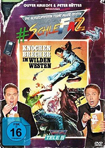 #SchleFaZ 2 - Knochenbrecher im wilden Westen