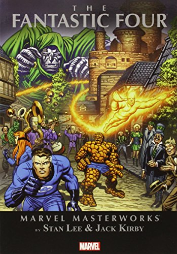 Marvel Masterworks: The Fantastic Four - Volume 9 by Stan Lee (4-Jun-2013) Paperback
