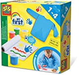 SES Creative 14417 - Mein Erstes Fingerfarbenset My First