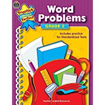Word Problems Grade 2 (Practice Makes Perfect (Teacher Created Materials)) by Teacher Created Resources Staff (2002-03-01)