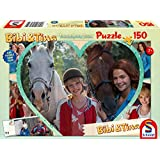 Schmidt-Spiele 56235 - Bibi & Tina: Girls Friendship - puzzle para niños 150 piezas