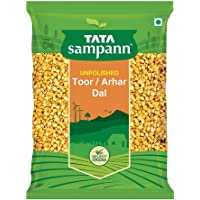 Tata Sampann Toor Dal, 2 kg