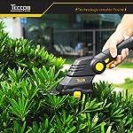 TECCPO-Forbici-a-Batteria-al-Litio-36V-Sfoltirami-Cesoie-15Ah-USB-Carica-Larghezza-di-Taglio-70mm-Lunghezza-di-Taglio-115mm-Maniglia-Rotante-Ideale-per-Il-Giardino-TDGS01G
