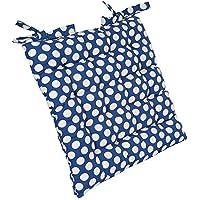 regali di giorno del padre Sedia della cucina Pad cuscino blu della sede della stuoia (Giorno Chair Pad)