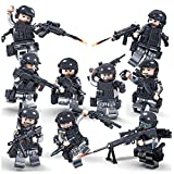 9Sets Military Swat Police Figures With Weapons Building - Best Reviews Guide
