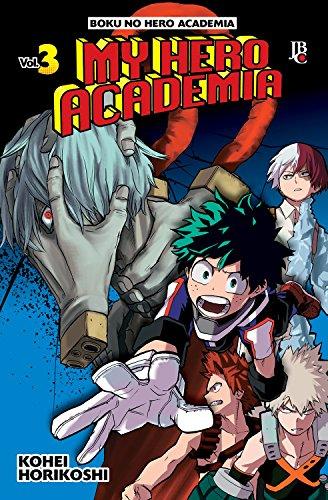 My Hero Academia (Boku no Hero) - Volume 3 (Em Portuguese do Brasil)
