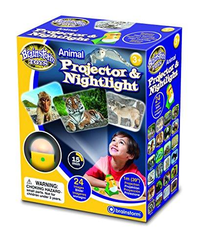 Brainstorm Toys E2053 - Proyector de animales