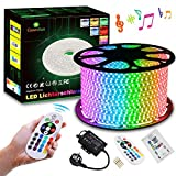 greensun LED Lighting Flessibile LED Strips 10 - 100 m luce rgb led striscia di luce tubo luce catena luce finestra illuminazione decorativa per Natale matrimonio decorazione con Controller