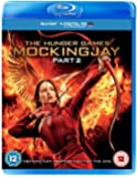 The Hunger Games: Mockingjay Part 2 [Blu-ray] [2015]