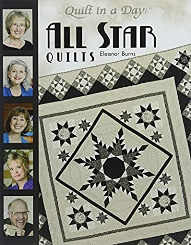 Quilt In A Day-All Star Quilt by Quilt In A Day