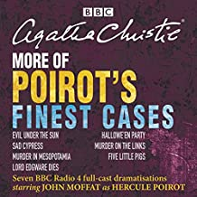 More of Poirot's Finest Cases: Seven Full-Cast BBC Radio Dramatisations