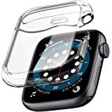 Spigen Ultra Hybrid Cover Case Compatible with Apple Watch Series Series 6 | SE | Series 5 | Series 4 (40mm) - Crystal Clear