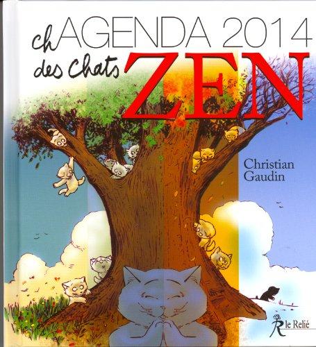 Chagenda 2014 des chats zen