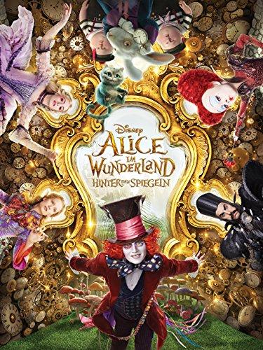 Alice im Wunderland: Hinter den Spiegeln ()