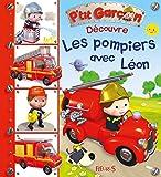 Découvre les pompiers avec Léon