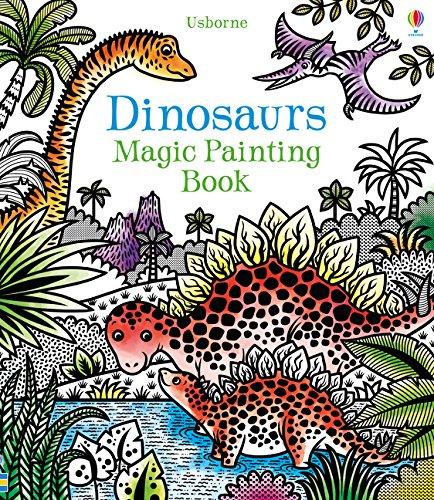 Dinosaurs Magic Painting Book (Book Painting Magic)
