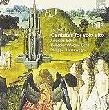 Bach - Alto Cantatas: Andreas Scholl