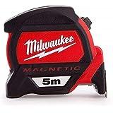 Cinta métrica magnética Milwaukee 48227305 HP5Mg/27, color rojo/negro