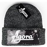 Agora Cosmos Beanie Hat Bonnet