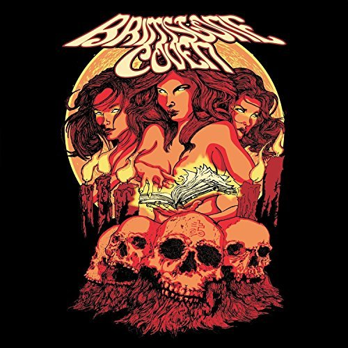Brimstone Coven by Brimstone Coven (2014-08-05)