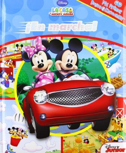 La Casa De Mickey Mouse. ¡En Marcha!
