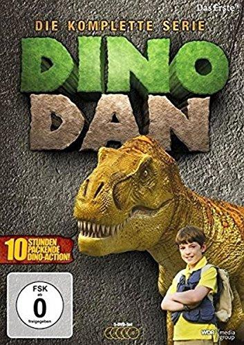 Dino Dan - Die komplette Serie [5 DVDs]