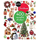 Eyelike Christmas: 400 Reusable Stickers
