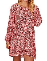 Billabong Dresses - Billabong Heart Strayed Dress - Rad Red