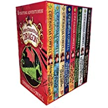 How to Train Your Dragon 8 Books Collection Box Set by Cressida Cowell (How to Train Your Dragon, How to be a Pirate, How To Speak Dragonese, How to Cheat a Dragons Curse, How to Twist a Dragon's Tale, A Hero's Guide to Deadly Dragons, How to Ride a Dragon's Storm, How to Break a Dragon's Heart)