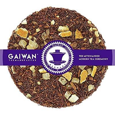 """N° 1351: Thé rooibos """"Rooibos de fête"""" - feuilles de thé - GAIWAN® GERMANY - rooibos, cassia, ananas, raisin, orange, morceauxd'amande"""