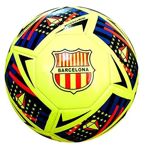 Spedster Ballon de football, ballon de match officiel FIFA Barcelone Taille 5, 4, 3