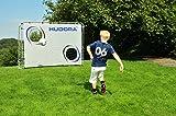 HUDORA Fußballtor Trainer mit Torwand -