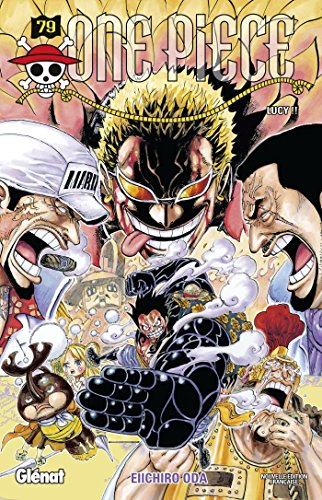 One Piece - Édition originale - Tome 79: Lucy !!