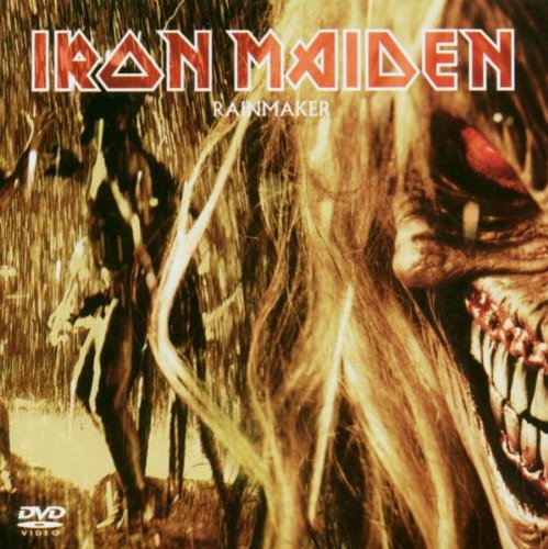 Iron Maiden - Rainmaker (DVD-Single) [Limited Edition]