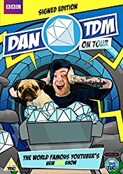 Dan TDM on Tour [Signed Limited Edition] [DVD] [2017]